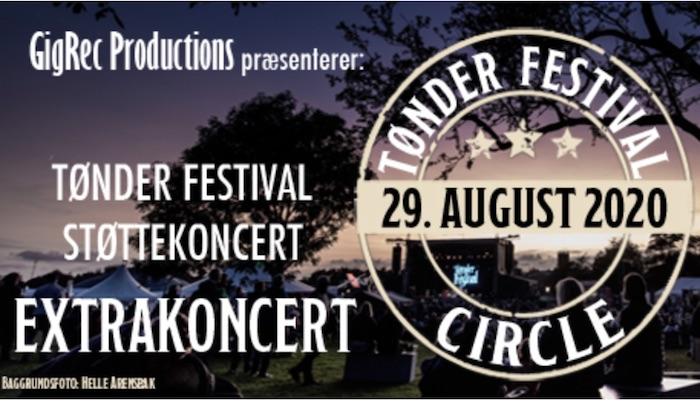 Ekstrakoncert Tønder Festival
